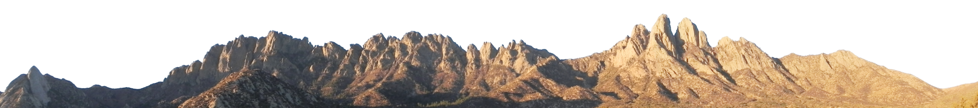 Las Cruces New Mexico Organ Moutains